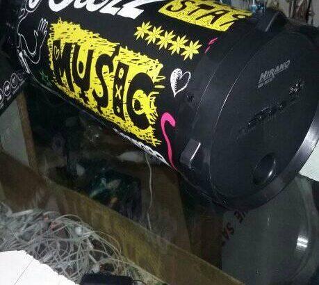Super Bass Bluetooth speakers