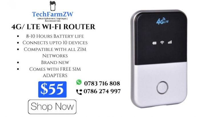 4G LTE MIFI for sale