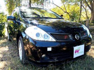 Nissan tiida DayZ