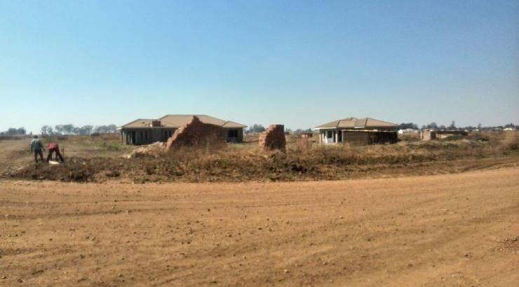 Residential Stands Ruwa