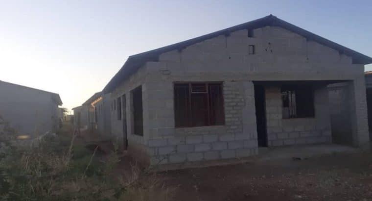 Unfinished House(Gweru, Montrose)