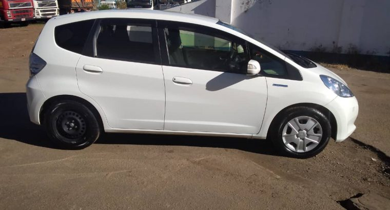Honda Fit recent