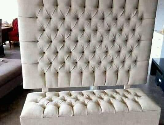 Headboards & kists for sale