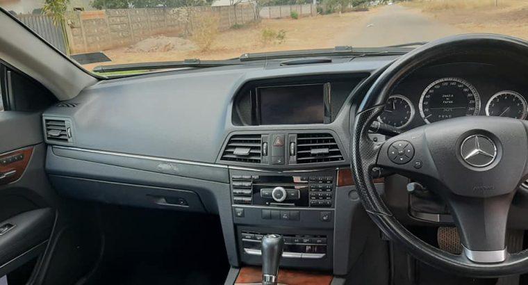 2010 Mercedes Benz E250