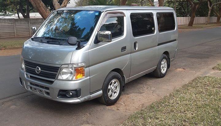 Nissan Carravan for sale