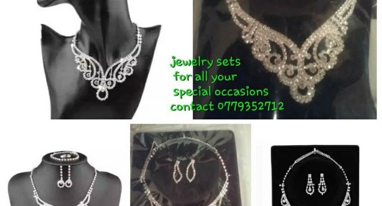 Jewelry sets for sale