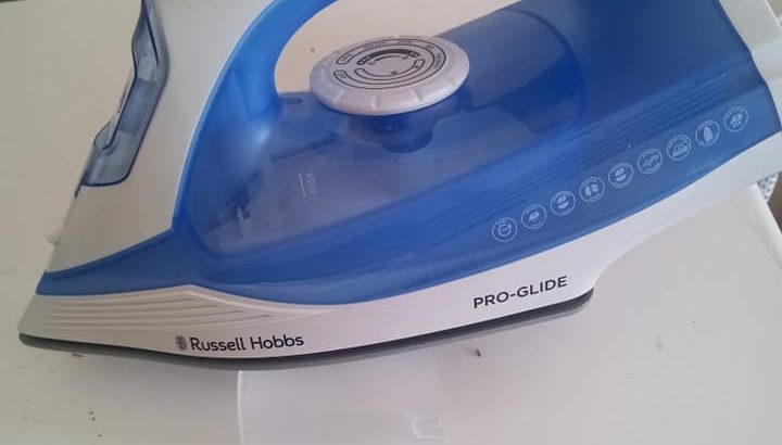 New Russell Hobbs Iron
