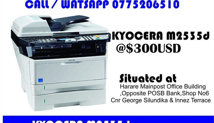 Kyocera Mini Copiers