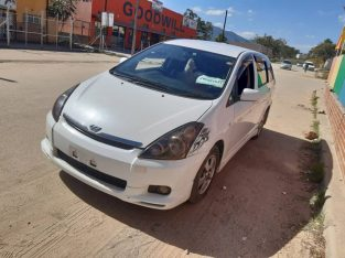 Toyota Wish for sale