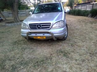 Mercedes ML270cdi