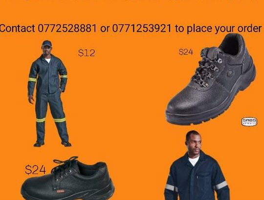 Worksuits, Gumboots