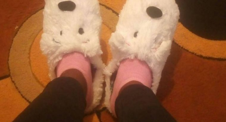 Ladies morning shoes