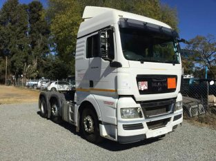 MAN TGX 26.440 for sale