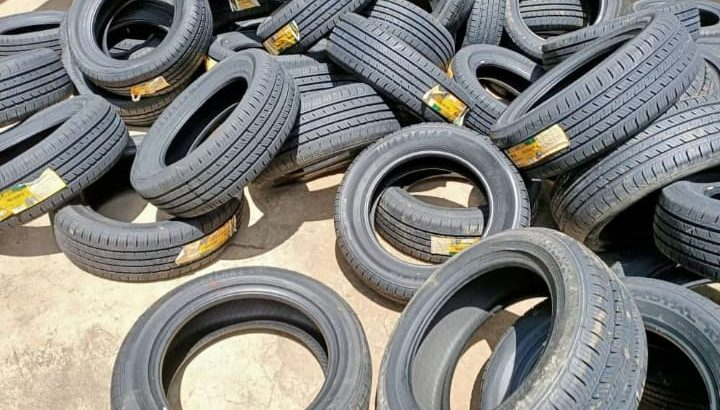 New tyres Promotion