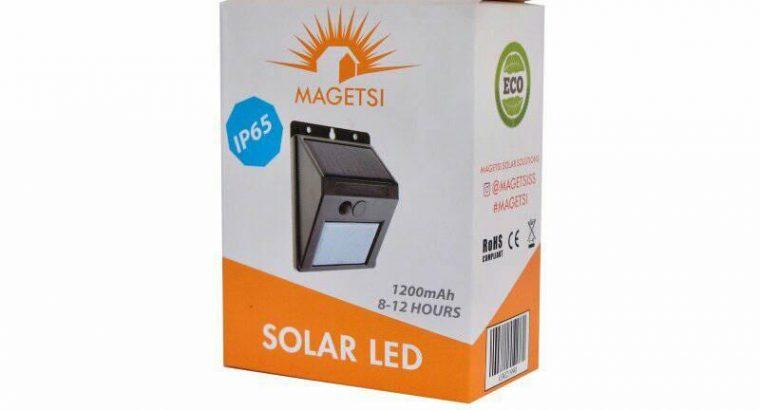 Waterproof Solar Lights