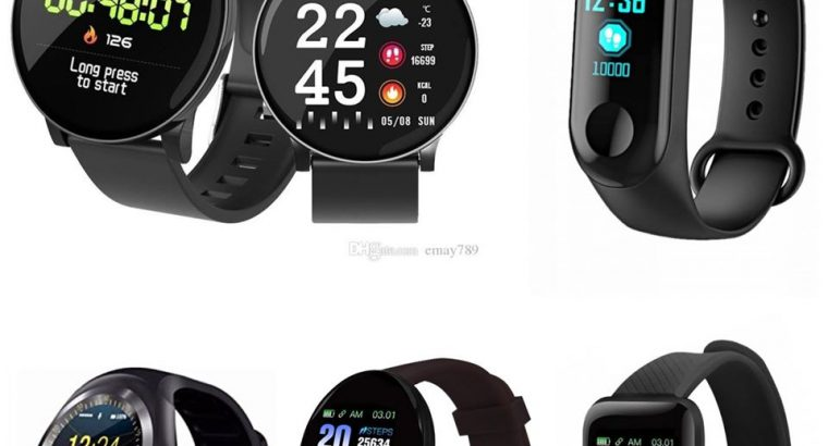 Fitness Trackers & Smart Watches