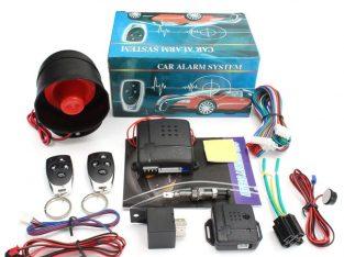 Alarm Car Systems