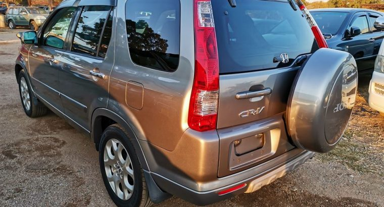 Honda CRV RD7