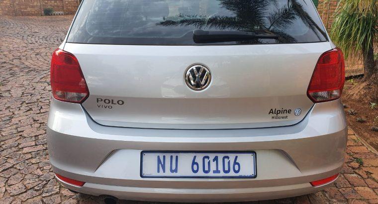 2019 VW Polo Vivo 1.4