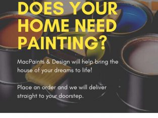 Mac Paints & Design