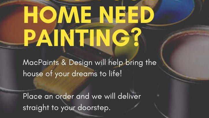 Mac Paints & Design