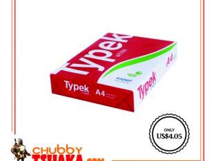 Typek A4 White Bond Paper