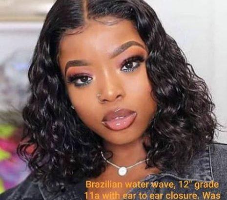 Brazilian & Peruvian hair
