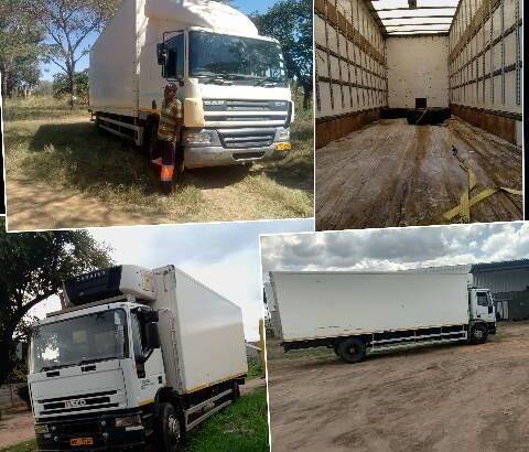 10 tonne trucks for hire