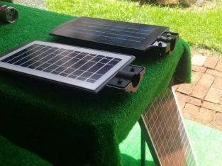 Smart Solar Flood Lights