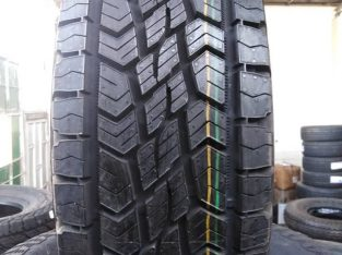 Brand new tyres, tubes, flaps