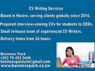 CVs Writing Services