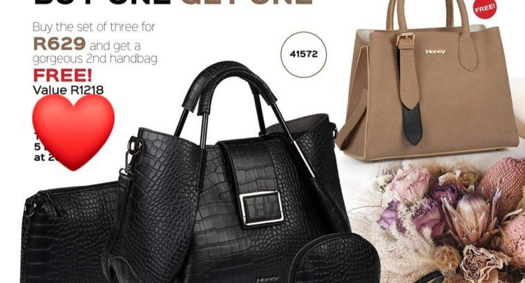 Honey fashion accessories bag