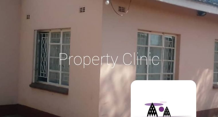 Dawnview Park, Harare – 4 bedroom house for rent