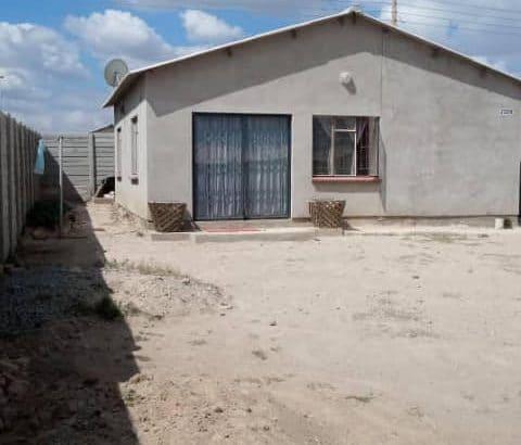 Budiriro House for sale