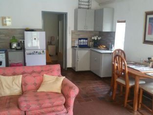 Chisipite 1 Bed Furnished Cottage