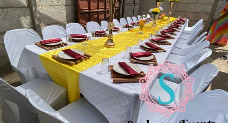 Events decor by Sephoraz Events