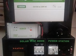 Solar Home Power Station