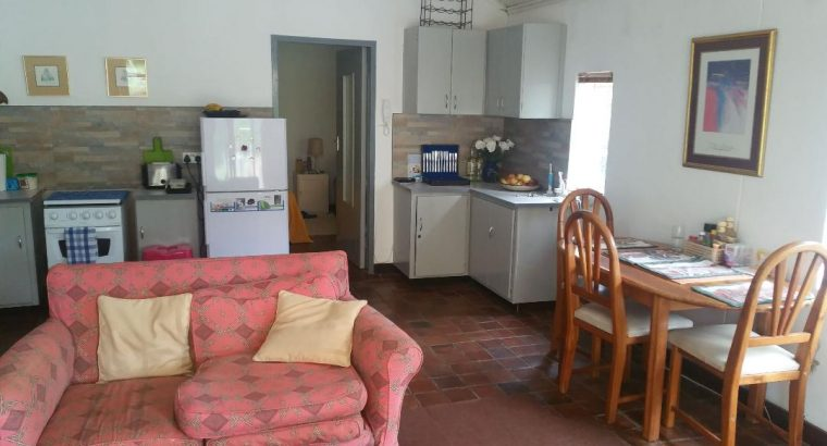 Chisipite 1 bed furnished