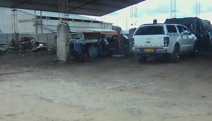 Ruwa Industrial for Rent