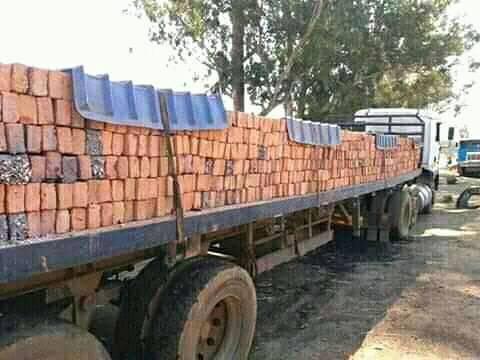 Semi common bricks