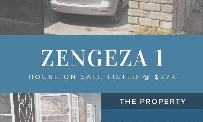 Zengeza 1 House On Sale