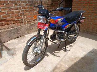 Leafan Motor Bike