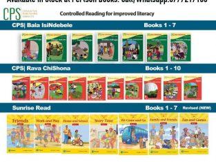 Sunrise Readers Books