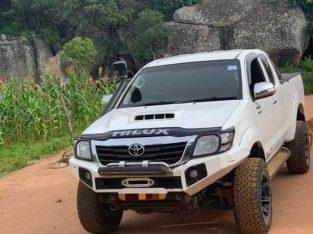 Toyota Hilux Dakar For Sale