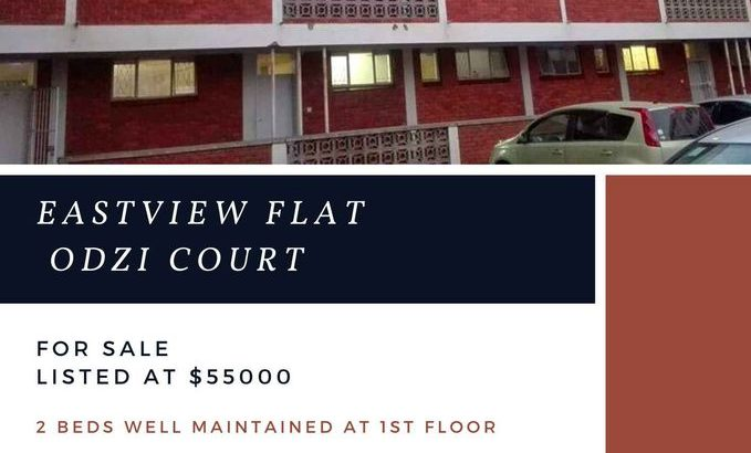 Avenues Flat for Sale