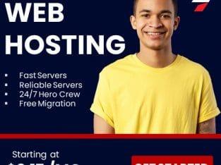 Web Hosting Zimbabwe