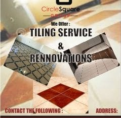 Tiling and Renovation Services